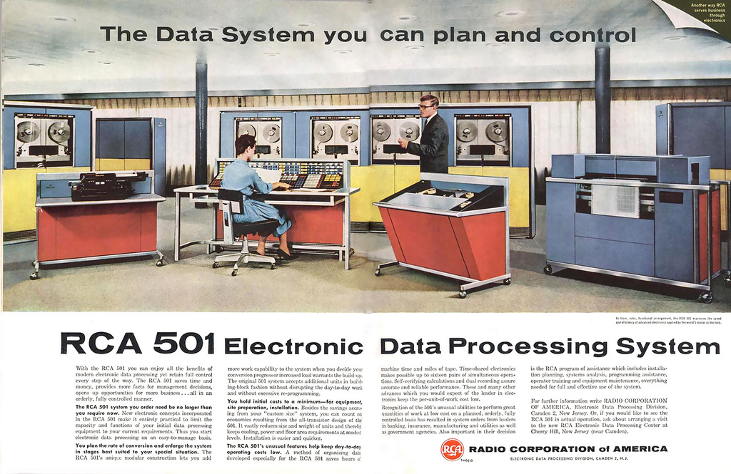 Antiguos Sistemas Informáticos