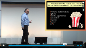Evolve or die_ A3 thinking and popcorn flow in action – Claudio Perrone at LKCE1